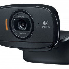 Camera Web Logitech HD Webcam C525, HD 720p video Tonuri cu Autofocus (900), Peste 2.4 Mpx, Microfon