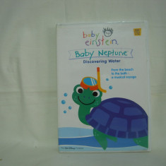 Vand dvd film documentar Baby Einstein, despre apa, original ! - Film documentare, Engleza