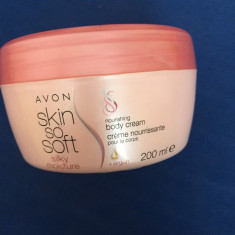 Crema de corp Avon cu ulei de argan