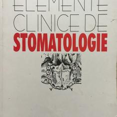 ELEMENTE CLINICE DE STOMATOLOGIE - Cara M. Miyasaki-Ching