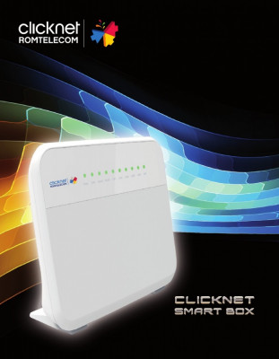 Router Internet Wi Fi Huawei Hg658 Romtelecom Telekom Clicknet Dsl