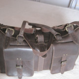 Vintage geanta piele 1 - Geanta vintage