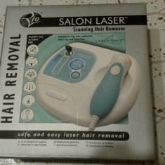 Epilare definitiva Scanning Hair Remover Lase Safe Technology Made in UK - Epilator