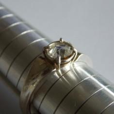 Inel de argint cu zirconiu -1070 - Inel argint