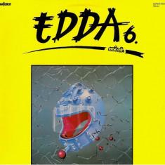 Edda Muvek - 6 (LP - Ungaria - VG)