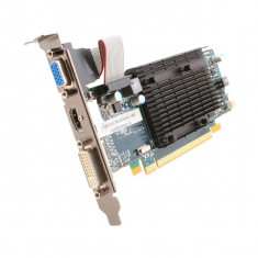 Placa Video ATI Radeon HD5450 512Mb DDR3 64Bit PCIe HDMI - Placa video PC, PCI Express