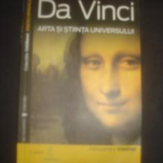 DA VINCI - ARTA SI STIINTA UNIVERSULUI * Colectiile COTIDIANUL vol.1