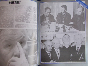 MOFTUL ROMAN * REVISTA DE LITERATURA SI ARTA,SATIRA SI UMOR - 2 NUMERE -2001/2