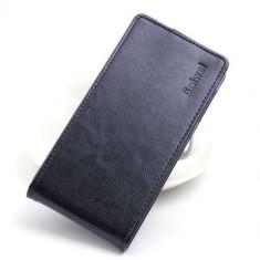 Husa Flip Vertical Acer Liquid E2 Duo Neagra - Husa Telefon