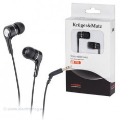 CASTI AUDIO KMP08 KRUGER&MATZ - Casca PC