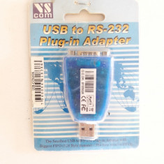 Adaptor USB Serial RS232 (936)
