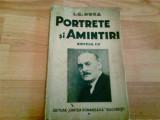 PORTRETE SI AMINTIRI-I.G. DUCA, Alta editura