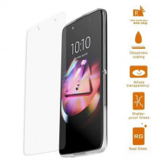 Geam Protectie Display Alcatel OneTouch Idol 4 5, 2-inch Tempered Arc Edge - Folie de protectie