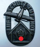I.605 GERMANIA AL III-LEA REICH INSIGNA NAZISTA RLB AVIATIE 35/24mm, Europa