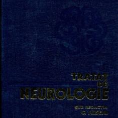 LICHIDARE-Tratat de neurologie- vol.V - Autor : C. Arseni - 133539 - Carte Neurologie