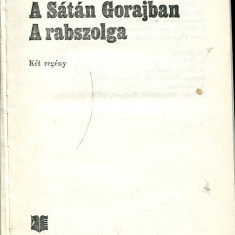 LICHIDARE-A Satan Gorajban, a rabszolga - Autor : I. B. Singer - 70994 - Curs Limba Maghiara