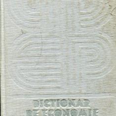 LICHIDARE-Dictionar de economie politica - Autor : Alexandru Albu - 78247 - Enciclopedie