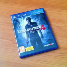Joc PS4 - Uncharted 4: A Thief's End - Jocuri PS4