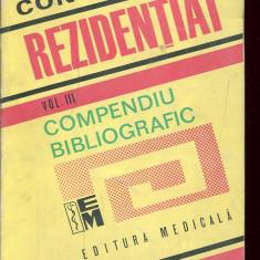 LICHIDARE-Concurs rezidentiat : Compendiu bibliografic : vol.III - Autor : - - 93889