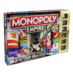 Joc de societate Monopoly Empire Top Brands B5095 Hasbro