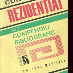 LICHIDARE-Concurs rezidentiat : Compendiu bibliografic : vol.II - Autor : - - 93888