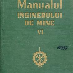 LICHIDARE-Manualul inginerului de mine- vol. VI - Autor : - - 109798 - Carti Industrie alimentara