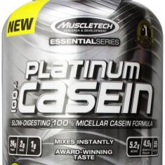 Muscletech Platinum 100 % Casein 1, 7 kg - Concentrat proteic