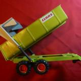 Jucarie- Remorca Auto marca Claas -Dickie Toys Germania, prod. China L= 28 cm - Masinuta