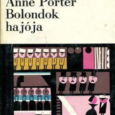 LICHIDARE-Bolondok hajoja - Autor : Katherine Anne Porter - 71001 - Curs Limba Maghiara