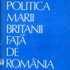 LICHIDARE-Politica Marii Britanii fata de Romania - Autor : David Britton Funderburk - 50216 - Carte Politica