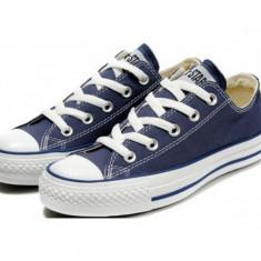 Tenisi Converse All star clasic - Tenisi barbati Converse, Marime: 36, 37, 38, 39, 40, 41, 42, 43, 44, Culoare: Albastru, Textil