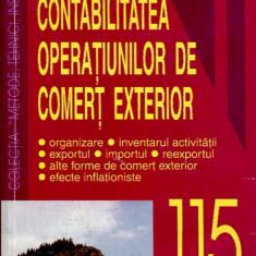 LICHIDARE-Contabilitatea operatiunilor de comert exterior - Autor : Trasca - 98482 - Carte Contabilitate