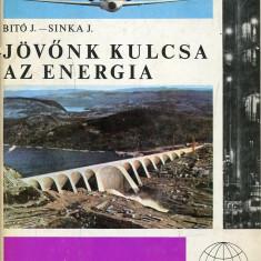 LICHIDARE-Jovonk kukcsa az energia - Autor : Bito Janos - 75572 - Curs Limba Maghiara