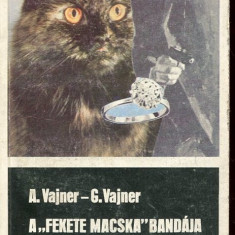 LICHIDARE-A Fekete Macska bandaja - Autor : A. Vajner - 76200 - Curs Limba Maghiara