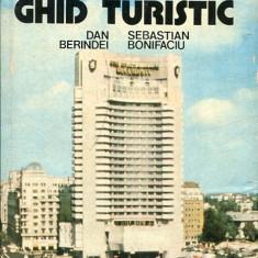 LICHIDARE-Bucuresti - ghid turistic - Autor : Dan Berindei, Sebastian Bonifaciu - 37674 - Carte Geografie