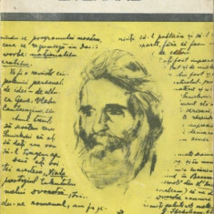 LICHIDARE-Studii literare - Autor : G.Ibraileanu - 54649 - Studiu literar