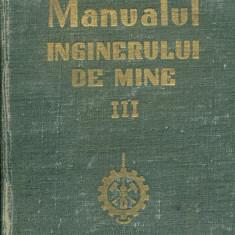 LICHIDARE-Manualul inginerului de mine- vol. III - Autor : - - 109805 - Carti Industrie alimentara