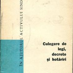 LICHIDARE-Culegere de legi, decrete si hotarari- vol.9 - Autor : - - 62959 - Carte Drept penal