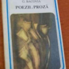 LICHIDARE-Poezii, proza- Bacovia - Autor : G. Bacovia - 73940 - Roman