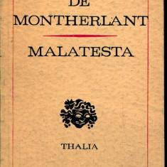 LICHIDARE-Malatesta - Autor : Henry De Montherlant - 115557 - Carte Cinematografie