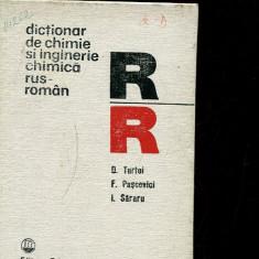LICHIDARE-Dictionar de chimie si inginerie chimica rus-roman - Autor : Turtoi - 98284 - Enciclopedie