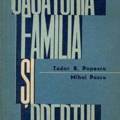 LICHIDARE-Casatoria, familia si dreptul - Autor : Tudor R. Popescu, Mihai Pascu - 91119 - Carte Drept penal