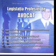 LICHIDARE-Legislatia profesiei de avocat - Autor : - - 96926 - Carte Drept penal