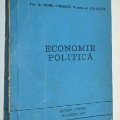 Economie Politica Gheorghe Cretoiu, Viorel Cornescu, Ion Bucur - 1992 - Carte Economie Politica