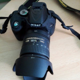 Nikon D5200 Body + Obiective