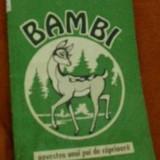 LICHIDARE-Bambi-povestea unui pui de caprioara - Autor : Felix Salten - 77917 - Carte educativa