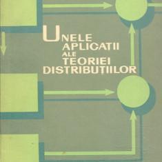 LICHIDARE-Unele aplicatii ale teoriei distributiilor - Autor : Romulus Cristescu - 117002