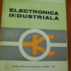 LICHIDARE-Electronica industriala - Autor : P. Constantin - 78763 - Carti Electronica