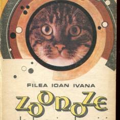 LICHIDARE-Zoonoze de la animale mici - Autor : Filea Ioan Ivana - 96268 - Carte Medicina alternativa
