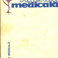 LICHIDARE-Agenda medicala 83 - Autor : - - 106446 - Carte Medicina alternativa